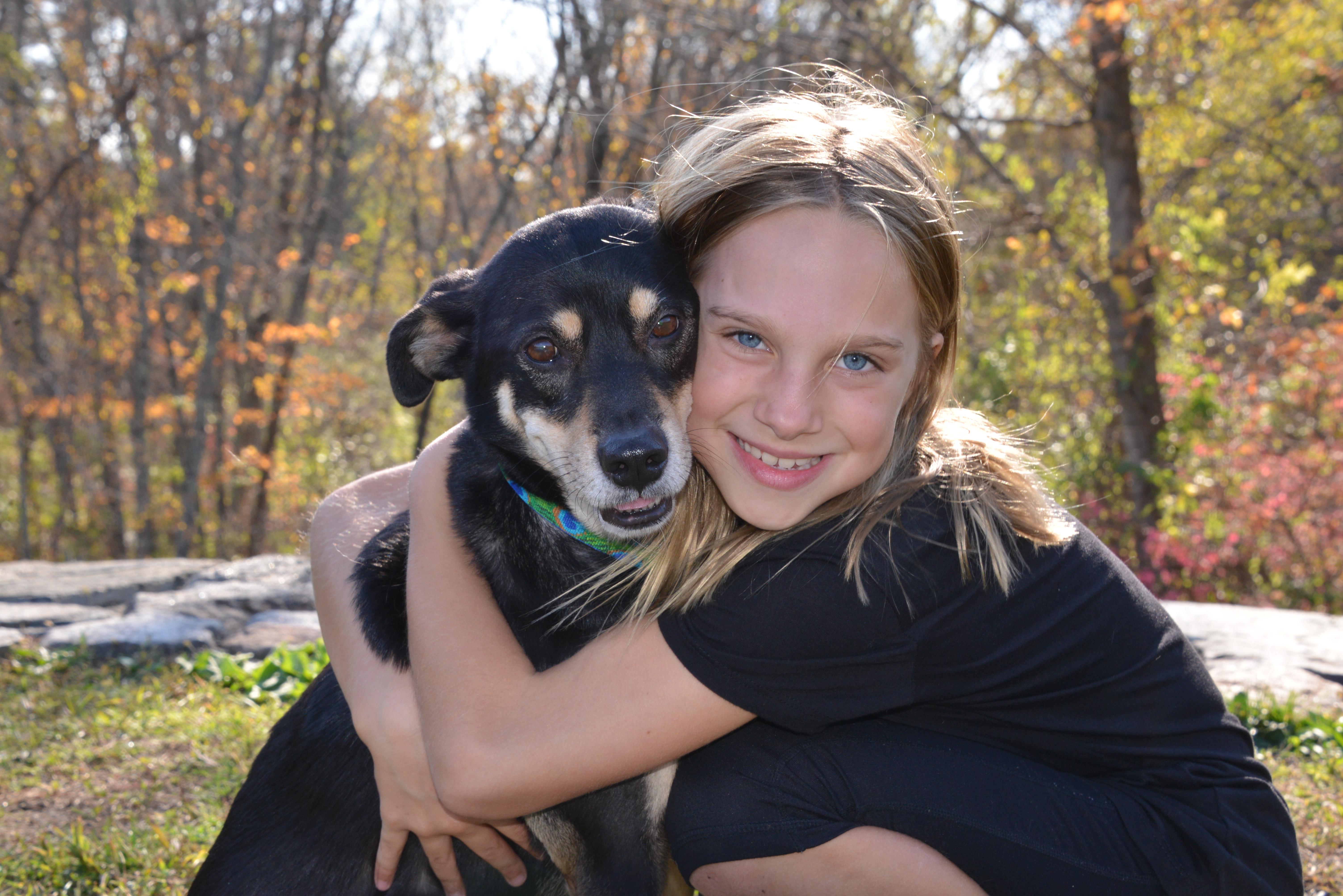 3rd Grade Peyton and Daisy